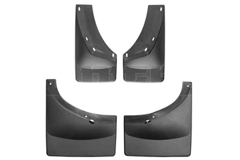 WeatherTech 110010-120025 MudFlaps Set for 2007-2014 GM 6.6L Duramax LMM, LML
