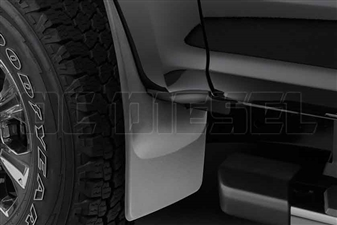 WeatherTech 110065 Front MudFlaps for 2017 Ford 6.7L Powerstroke