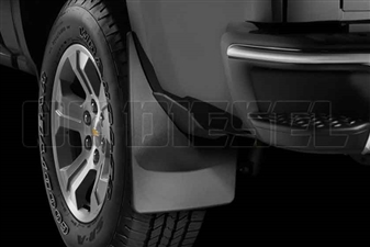 WeatherTech 120035 Rear MudFlaps for 2011-2016 Ford 6.7L Powerstroke