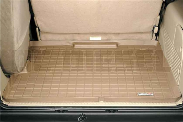 WeatherTech 41153 Tan Cargo Liners for 2000-2005 Ford 7.3L, 6.0L Powerstroke
