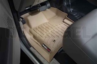 WeatherTech 451251 Tan Front FloorLiner for 1999-2007 Ford 7.3L, 6.0L Powerstroke