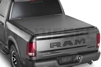 WeatherTech 8RC4176 Roll Up Pickup Truck Bed Cover for 2010-2017 Dodge 6.7L Cummins