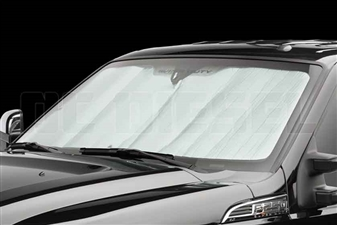 WeatherTech TS0013 TechShade Windshield and Window Sun Shade for 2008-2016 Ford 6.4L, 6.7L Powerstroke
