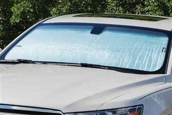 WeatherTech TS0051 TechShade Windshield and Window Sun Shade for 2002-2008 Dodge 5.9L, 6.7L Cummins
