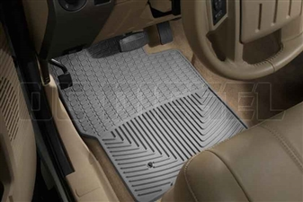 WeatherTech W19GR Front All-Weather Floor Mats for 1999-2010 Ford 7.3L, 6.0L, 6.4L Powerstroke