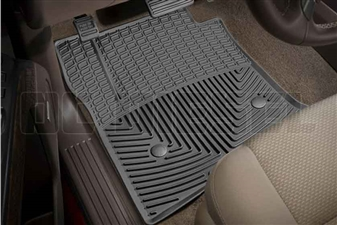WeatherTech W309 Front All-Weather Floor Mats for 2014-2017 GM 6.6L Duramax LML, LP5