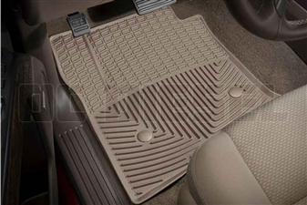 WeatherTech W309TN Front All-Weather Floor Mats for 2014-2017 GM 6.6L Duramax LML, LP5