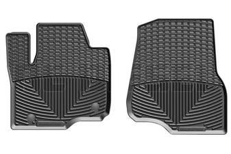 WeatherTech W408 Front All-Weather Floor Mats for 2017 Ford 6.7L Powerstroke