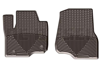 WeatherTech W408CO Front All-Weather Floor Mats for 2017 Ford 6.7L Powerstroke