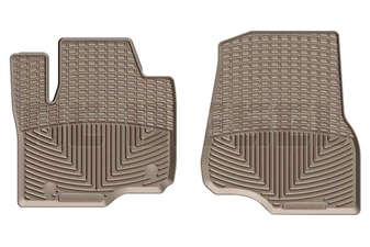 WeatherTech W408TN Front All-Weather Floor Mats for 2017 Ford 6.7L Powerstroke