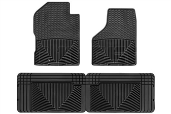 WeatherTech W54-W25 All-Weather Floor Mat Set for 1994-2002 Dodge 5.9L Cummins
