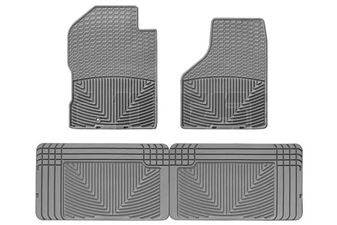 WeatherTech W54GR-W25GR All-Weather Floor Mat Set for 1994-2002 Dodge 5.9L Cummins