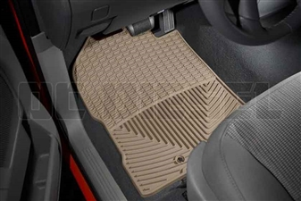 WeatherTech W54TN Front All-Weather Floor Mats for 1994-2012 Dodge 5.9L, 6.7L Cummins