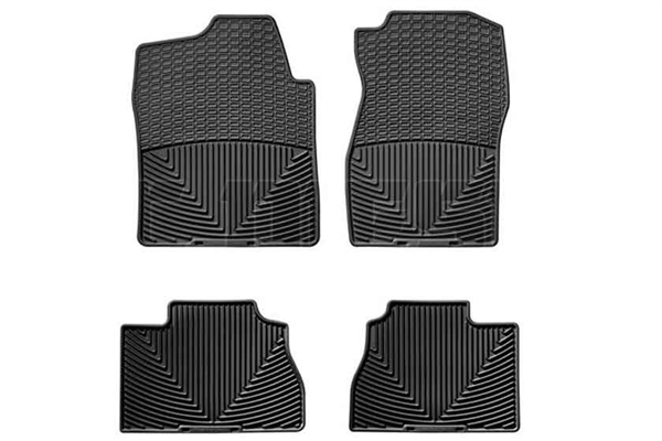 WeatherTech W72-W70 All-Weather Floor Mat Set for 2007-2014 GM 6.6L Duramax LMM, LML