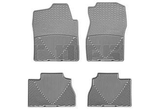WeatherTech W72GR-W70GR All-Weather Floor Mat Set for 2007-2014 GM 6.6L Duramax LMM, LML