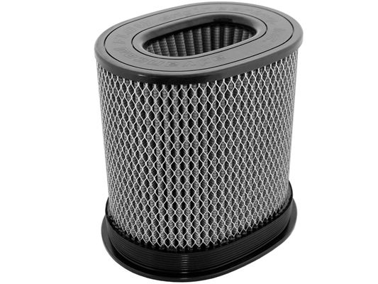 aFe Power 21-91061 Pro-Dry S Magnum FLOW Air Filter for 1999.5-2016 Ford 6.0L, 6.4L, 6.7L, 7.3L Powerstroke