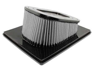 aFe Power 31-80062 Pro-Dry S Magnum FLOW Air Filter for 2001-2005 GM 6.6L Duramax LB7, LLY