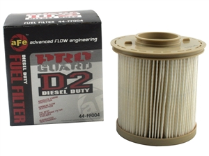 aFe Power 44-FF004 Pro GUARD D2 Fuel Filter for 1997-1999 Dodge 5.9L Cummins