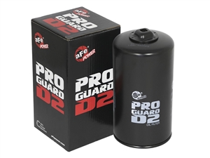 aFe Power 44-LF002 Pro GUARD D2 Oil Filter for 1989-2016 Dodge 5.9L/6.7L Cummins