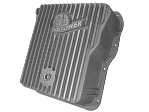 aFe Power 46-70070 Transmission Pan Machined Fins for 2001-2016 GM 6.6L Duramax LB7, LLY, LBZ, LML