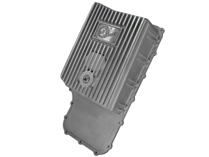aFe Power 46-70180 Transmission Pan Machined Fins for 2011-2016 Ford 6.7L Powerstroke