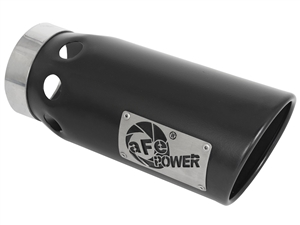 "aFe Power 49T40501-B121 MACH Force-Xp 5"" Intercooled Exhaust Tip 304 Stainless Steel for 4"" Exhaust Systems"