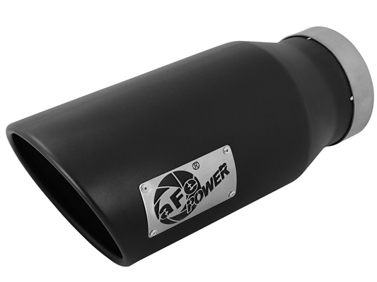 "aFe Power 49T50702-B15 MACH Force-Xp 7"" Exhaust Tip 304 Stainless Steel for 5"" Exhaust Systems"
