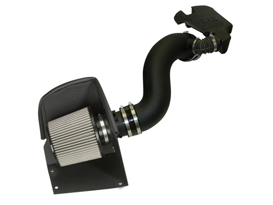 aFe Power 51-10782 Pro-Dry S Magnum FORCE Intake System for 2001-2004 GM 6.6L Duramax LB7