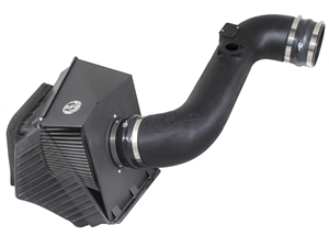 aFe Power 51-32322 Pro-Dry S Magnum FORCE Intake System for 2011-2016 GM 6.6L Duramax LML