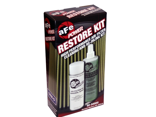 aFe Power 90-50000 Air Filter Restore Kit Gold for Pro GUARD 7 Air Filters