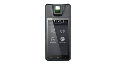 Aratek Biometric Mobile Fingerprint Smart Terminal 5""