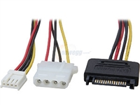 SATA Split Power Cable