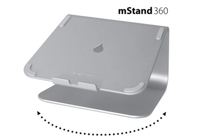 "Metal Swivel 360 Stand for 8"" Field Unit"