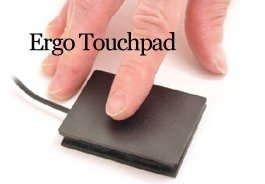 ErgoTouch USB TouchPad