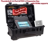 "SuperImager Plus 8""  T3 Field Forensic Complete Kit with 8""  Touchscreen color LCD display and SAS/SATA-3 and USB3.0 and i7 CPU"