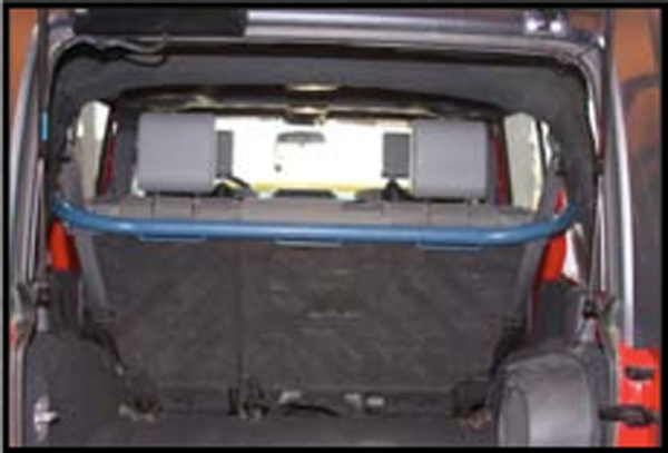 Rock Hard 4x4 Padding Kit For Rear Bench Harness Bar For