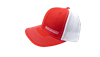 TimberPro Hat - Red/white