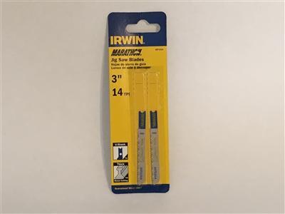Irwin 3071314 3 Quot Jig Saw Blades Bi Metal 14 Tpi