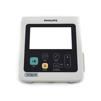 Philips VSi Front Bezel with Buttons and Overlay 453564270161