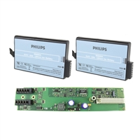 Philips MP & MX Series Lithium Ion Battery Kit M4605A Qty 2