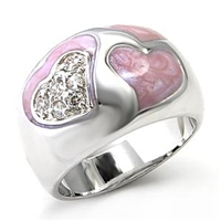 6X240 Heart Ring