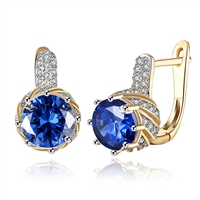 EE157GB LUXURY EARRINGS