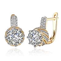 EE157GC LUXURY EARRINGS
