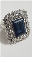 EE923BL ROYAL STYLE RING