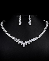 EJ530733 Elegant Luxury Necklace Set