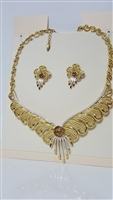 T700119A Gold Fashion 2 Pc Set