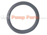 "5"" Metric (148mm) V-Style Rubber Gasket"