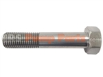 Bolt for Shaft- Screw DIN 931 M 30 x 150-8.8-A3c