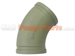 "5"" Metric (148mm) X 45 Degree Elbow"
