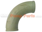 "5"" Metric (148mm) X 90 Degree Elbow"